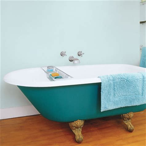 Can Bathtubs Be Painted by Gussy Up A Claw Foot 24 Easy Upgrades To Create A