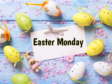 is easter monday a in usa easter monday in 2018 2019 when where why how is