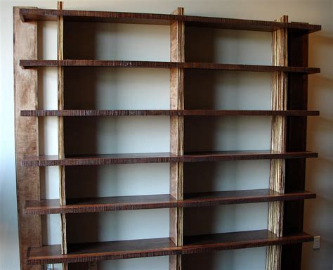 how to make custom bookshelves custom built in bookshelves with rolling ladders custom