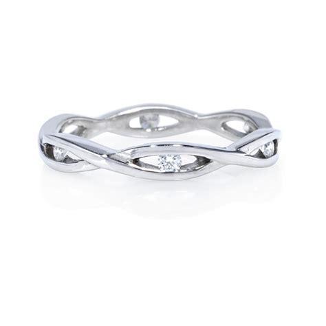 wedding band s for infinity e ring weddingbee