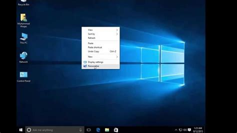 how to get a desk windows 10 desktop icons how to or get back my