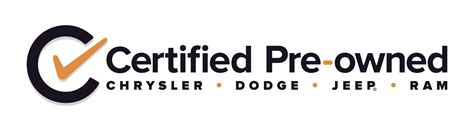 Chrysler Certified Pre Owned Warranty by Chrysler Dodge Jeep Ram Certified Pre Owned