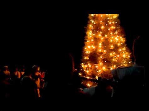 tree lighting in greensboro nc piedmont triad living tree lighting 2012 in