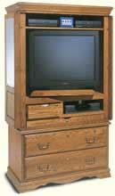 Bedroom Tv Armoire Oak Oak Armoire By Furniture Traditions At Oakbedroom