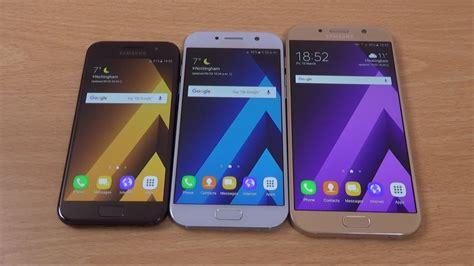 Samsung J5 Dan A5 samsung galaxy a7 2017 vs a5 2017 vs a3 2017 comparison