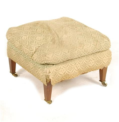 antique ottomans footstools antique stools and ottomans hares antiques