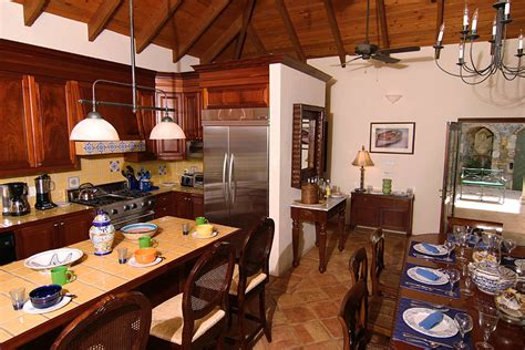 Caribbean Kitchen by Caribbean Villa Design Kitchen Layout