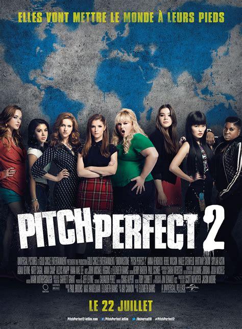 film pitch perfect adalah pitch perfect 2 photos et affiches allocin 233