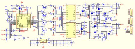 dc ac inverter schematic dc get free image about wiring