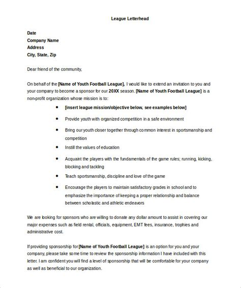 Fundraising Letter For Baseball Team donation letter non profit donation letter for taxes