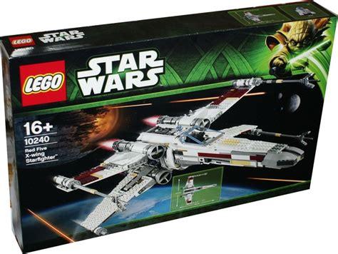 Lego Wars 10240 5 X Wing Starfighter lego wars 10240 five x wing starfighter miwarz