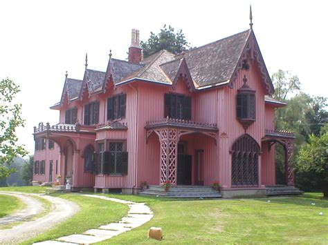 gothic homes carpenter gothic houses in the united states