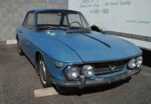 Lancia Fulvia Coupe For Sale 6 Years Parked 1967 Lancia Fulvia Bring A Trailer
