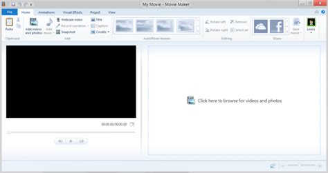 tutorial movie maker di windows 7 windows movie maker 2012 let 246 lt 233 s