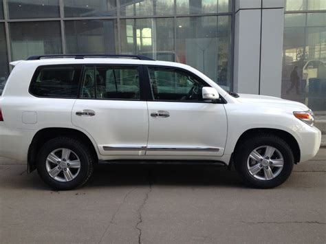 Toyota Land Cruiser 2012 2012 Toyota Land Cruiser Pictures 4 5l Diesel