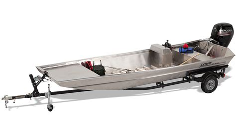 all welded aluminum boats lowe 2017 roughneck series all welded aluminum jon boats