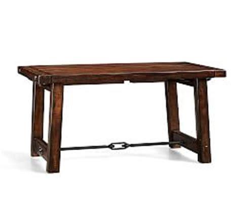 tivoli fixed pedestal dining table pottery barn
