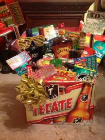 Gift Basket Ideas For Men Men S Gift Basket Birthday Gift College Pinterest Men Gift Baskets Birthdays And Basket