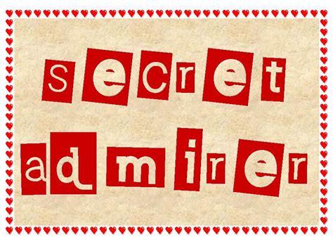 from secret admirer secret admirer poems quotes quotesgram