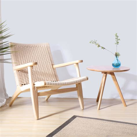 solid wood chair shell chair designer chair living room classic home furniture living room lounge arm chairs ash