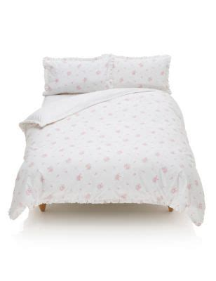 M S Bed Linen Sets Ditsy Print Bedding Set M S