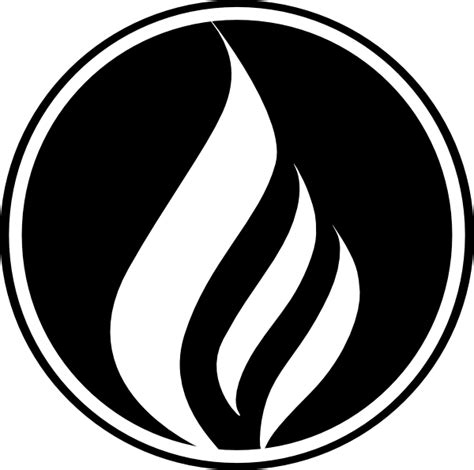 Flames Hitam realistic flames clipart clipart panda free