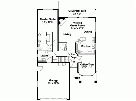 modern 1 story house plans beautiful eplans contemporary