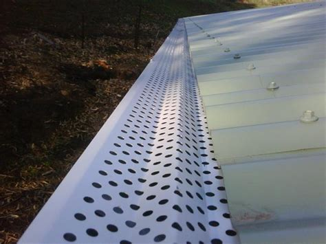 Clear Awnings For Home Allclear Leafguard Gutter Guards All Clear Leafguard