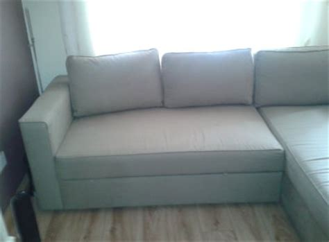 corner sofa sale ikea ikea manstad corner sofa bed for sale in ringsend dublin