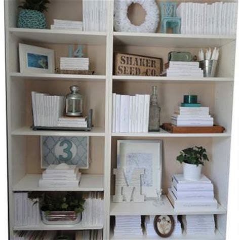 style bookshelves how to style a bookcase organization tip junkie