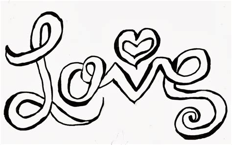 coloring pictures of love words christian images in my treasure box home drawn the word