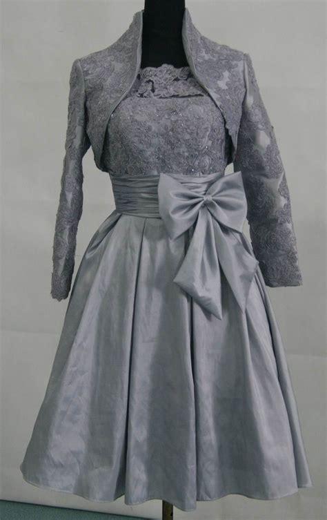 Jessiva Flowery Flare Mini Dress silver dresses