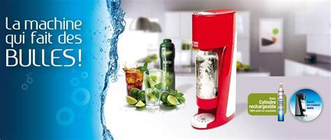 soda alimentare machine 224 boisson gazeuse avec cylindre co2