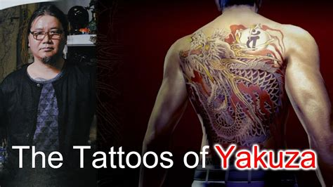 tattoo yakuza youtube the tattoos of yakuza youtube