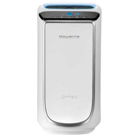 rowenta pu4020 air 400 square air purifier with pollution sensors and 4