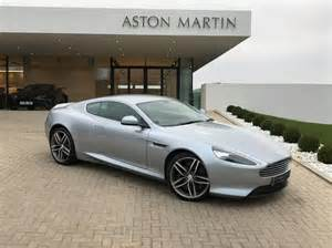 Approved Used Aston Martin Used Aston Martin Db9 V12 2dr Touchtronic Auto For Sale