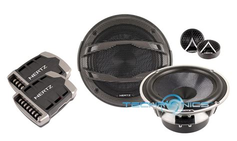 Speaker Hertz Hsk 165 hertz hsk 165xl 4 car audio 6 5 quot component speakers mids