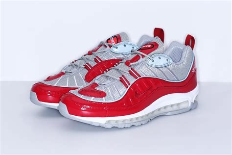 supreme nike air nikelab officially announces supreme x nike air max 98