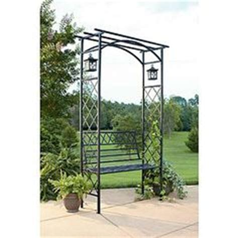 Wedding Arch Kmart by Panacea Arched Lattice Arbor Black At Bestnest 209