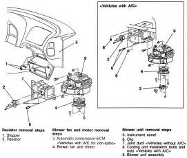 Mitsubishi Aircon Troubleshooting Repair Guides Heating Air Conditioning Blower