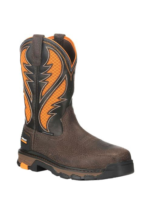 Sepatu Murah Timberland Jaguar Safety Boots Black work boots steel toe ariat menu0027s workhog wide square