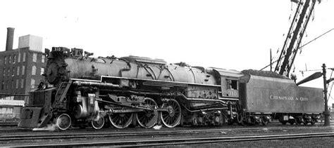 steam locomotive diagrams of the chesapeake ohio railroad richard leonard s random steam photo collection chesapeake ohio 4 6 4 310