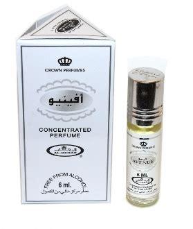 Parfum Al Rehab Zahrat Al Cadi 6ml avenue 6ml 2 oz perfume by alrehab