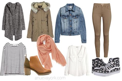 imagenes de ropa otoño el tiempo en nueva york y qu 233 ropa llevar seg 250 n la 233 poca