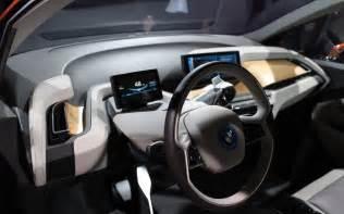 Bmw I3 Interior Bmw I3 Concept Coupe Interior Closeup Photo 30