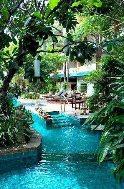 amazing backyards lazy river in the backyard amazing pools