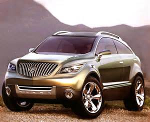 My Buick My Buick Suv Concept Cars