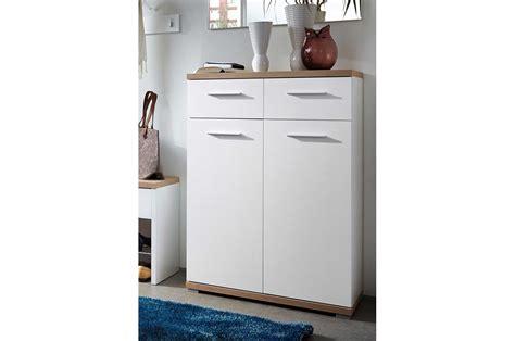 meubles a tiroirs meuble chaussures moderne 2 portes et 2 tiroirs