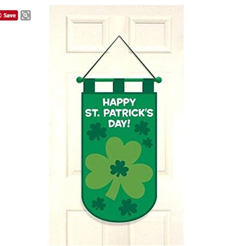 st s day home decorations 7 st s day home and garden decorations lucky you