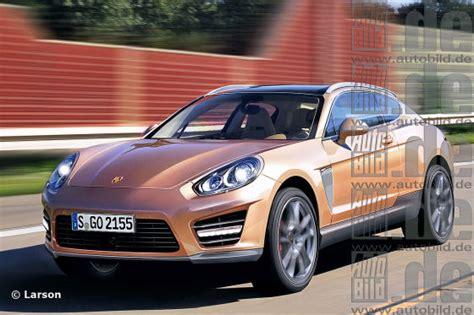 Porsche Cajun by Porsche Cajun Der Kleine Bruder Des Cayenne Kommt 2013